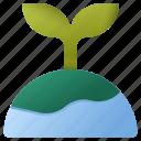 plant, nature, world, earth, planet, sustainability, globe