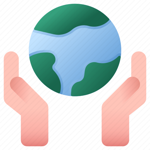 Save, earth, planet, hands, ecology, sustainability, environment icon - Download on Iconfinder