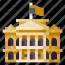 architecture, buckingham, building, heritage, history, palace, world landmark icon
