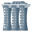 architecture, building, heritage, history, marina bay sands, world landmark icon