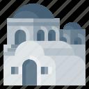 architecture, building, heritage, history, santorini, world landmark icon
