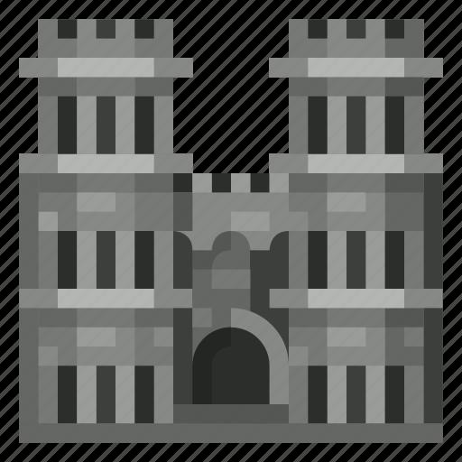 architecture, building, heritage, history, windsor castle, world landmark icon