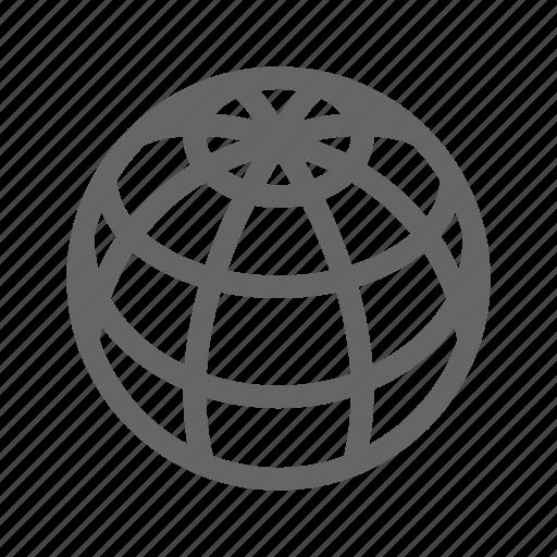 earth, globe, map, network, world, worldwide icon
