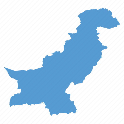 asian, country, location, map, navigation, pakistan, pakistani icon
