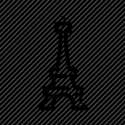 Eiffel, landmark, monument, tower, world icon - Download on Iconfinder