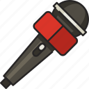 microphone, mic, audio, sound, music, recording, record