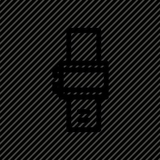 Clock, digital, quartz, watch, wirst icon - Download on Iconfinder