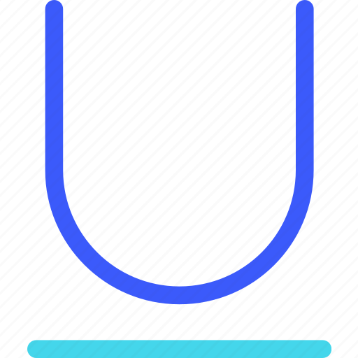 25px, iconspace, underline icon
