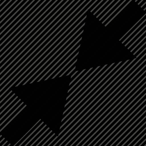 arrow, decrease, editing, wsd icon