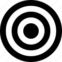 aim, history, target, wsd icon