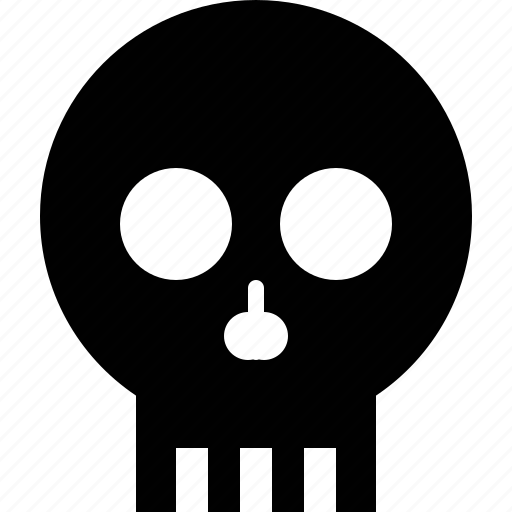 alert, attention, danger, dead, death, history, problem, skull, warning, wsd icon