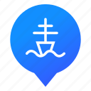 boat, harbor, haven, markers, port, ship, wsd icon