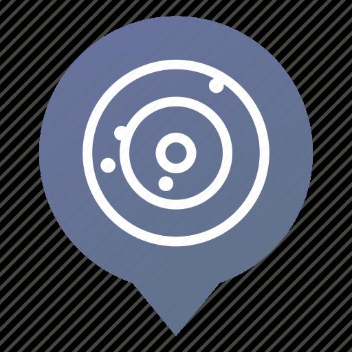 aim, markers, range, shooting, shooting-range, target, wsd icon