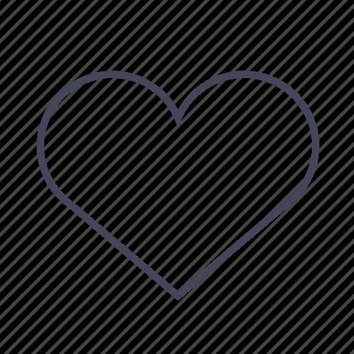 fitness, health, heart, life, like, love, training icon