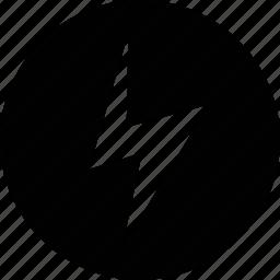 navigation, power, wsd icon