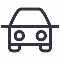 automobile, car, delivery, portal, transport, vehicle icon