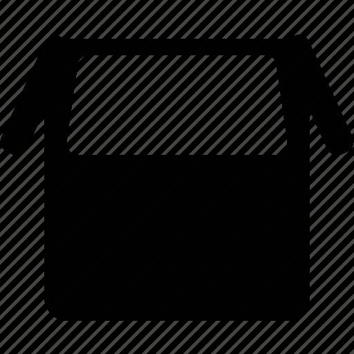 box, packet, shopping, wsd icon