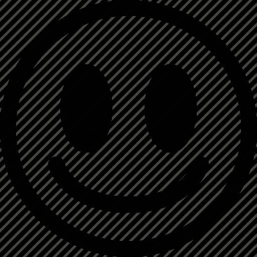 emoticon, emotion, face, happy, smile, smiley, social, wsd icon