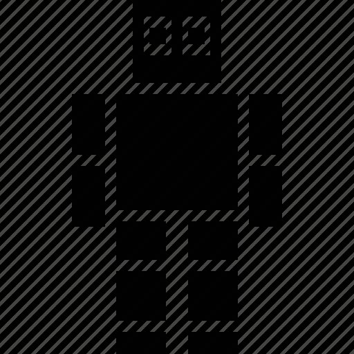 robot, tech, wsd icon