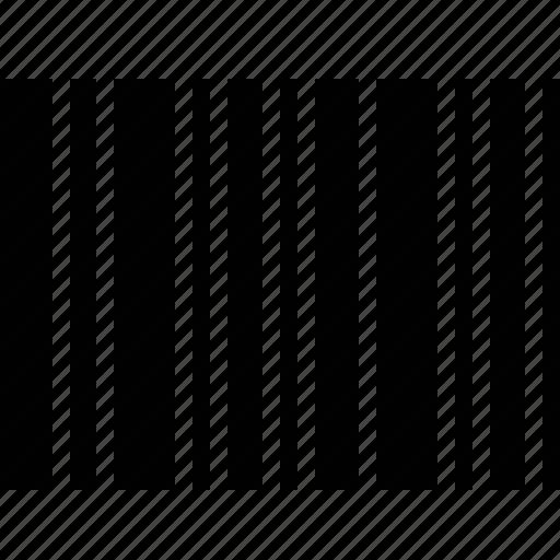 bar, barcode, code, tech, wsd icon