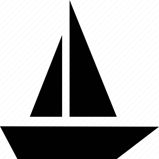 boat, sailboat, sailing, ship, transport, transportation, travel icon
