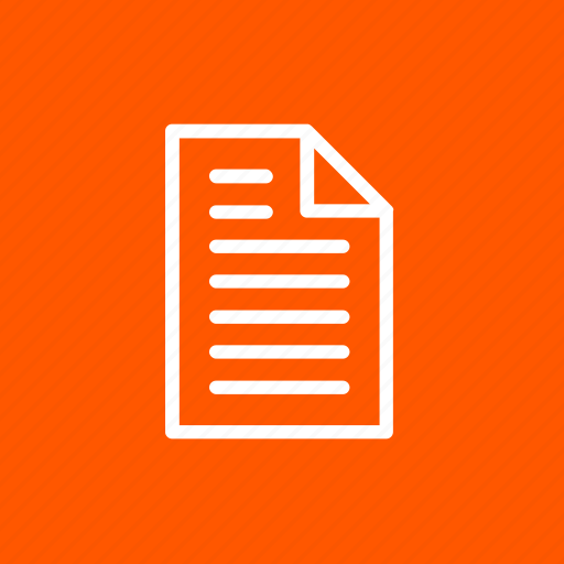 document, file, office, paper, sheet, win, wsd icon