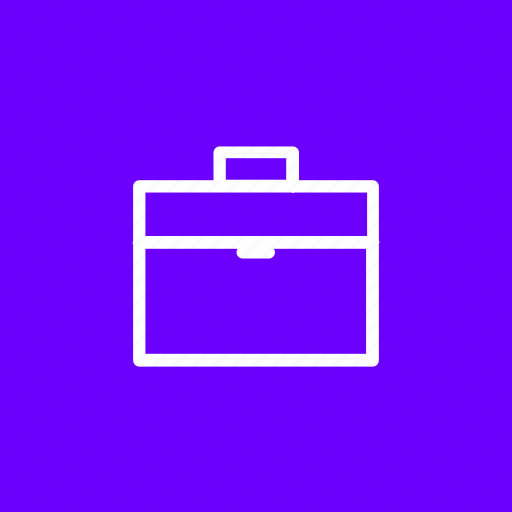 briefcase, business, case, job, win, work, wsd icon