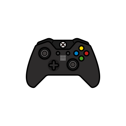 controller, day, day one, gamer, xbox one icon