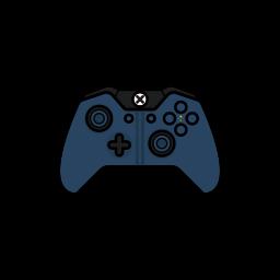 controller, forza, gamer, ii, xbox one icon