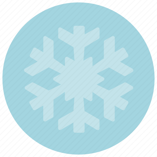 cold, forecast, snow, snowflake, weather, winter icon