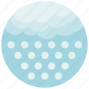 cloud, forecast, hail, weather icon
