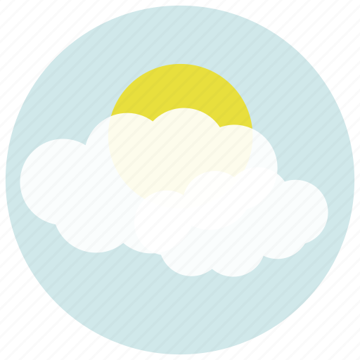 cloudy, forecast, party, weather icon