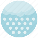 forecast, hail, snow, weather icon