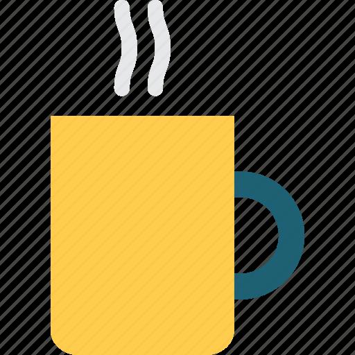 coffee, cup, drinks, food, shop, steam, tea icon