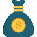 bank, banking, currency, dollar, finance, money icon