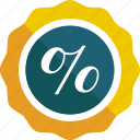badge, badges, discount, percentage, sale, star, sticker icon