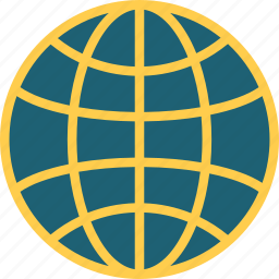 geography, globe, grid, maps, planet, world, worldwide icon