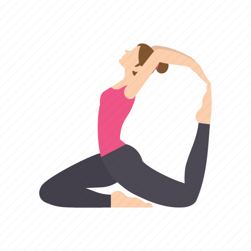 body, exercise, gym, pose, sport, woman, yoga icon