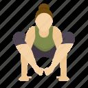 asana, pose, pressing, shoulder, yoga