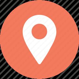 destination, location, map, navigation, source icon