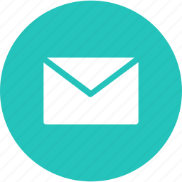 correspondance, mail, message, post icon