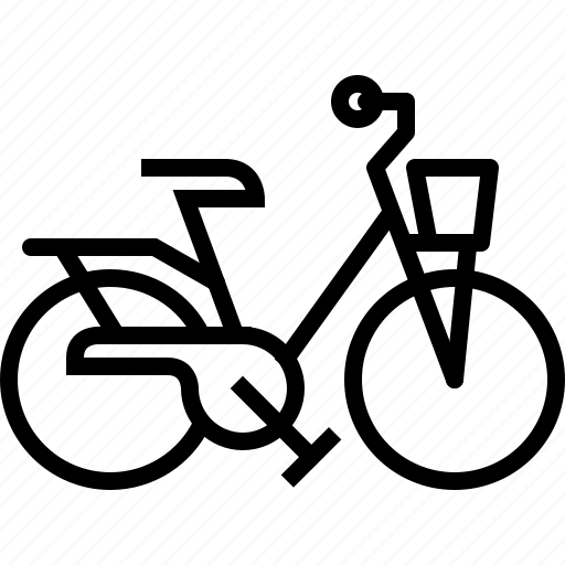 bicycle, bike, cycling, hipster, sport, travel, yumminky icon