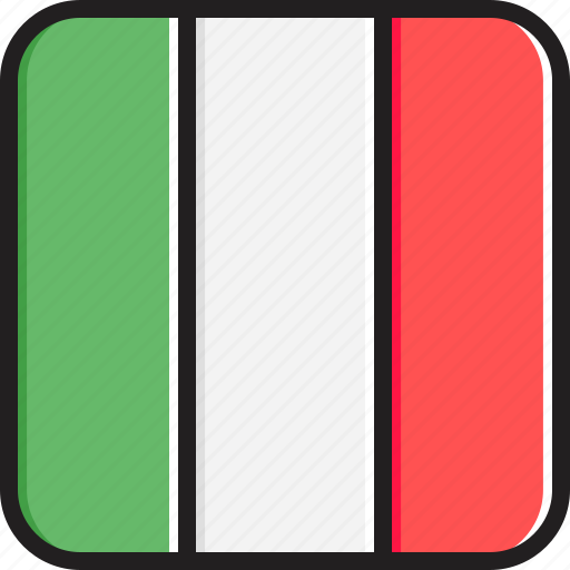 Flag, italy icon - Download on Iconfinder on Iconfinder