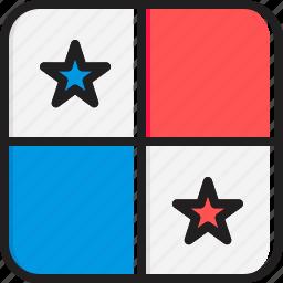 flag, panama icon