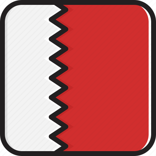 flag, qatar icon