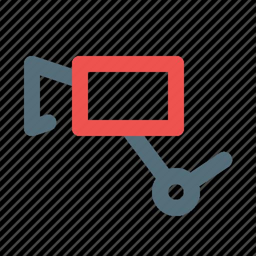 camera, cctv, surveillance icon