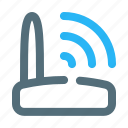 hotspot, internet, wifi icon
