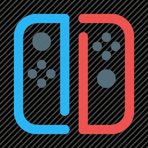 Games, nintendo, switch icon