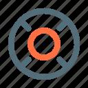 customer, help, lifebuoy, service icon