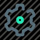 gear, mechanic, settings, setup icon